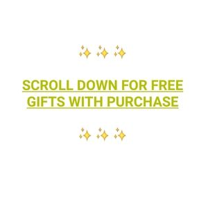 FREE gifts w/ purchase when you add to your bundle